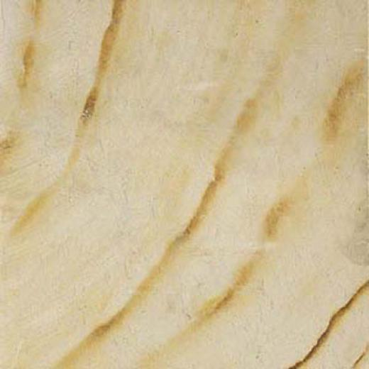 Alfagres Tumbled Marble 12 X 12 Gold Lime Stone Tile & Rock