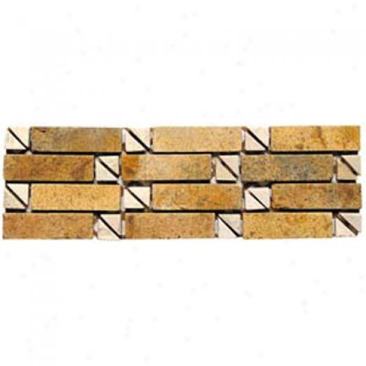 Alfagres Tumbbled Marble Borders Pc225 Tile & Stone