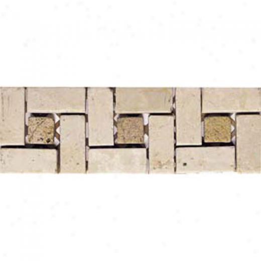 Alfagres Tumbled Marble Borders Pc226 Tile & Stone