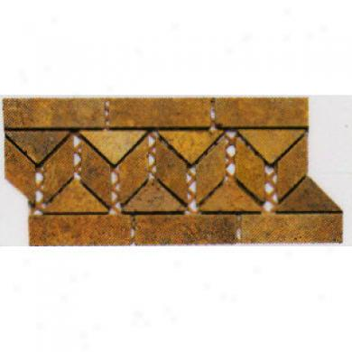 Alfagres Tumbled Marble Borders Nt955 Tile & Stone