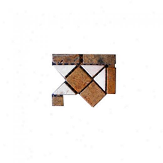 Alfagres Tumbled Marble Dorado Series Dorao Bot Pc416 Tile & Stone