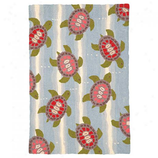 American Cottage Rugs Speedy Speedy Blue Area Rugs