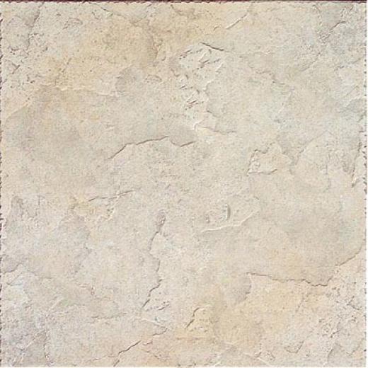 American Florim Marquessa 12 X 12 Manor White Tile & Stone