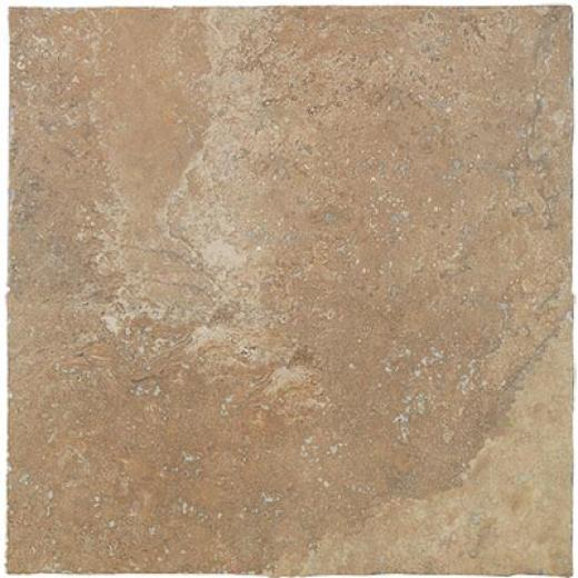 American Florim Truvian Stone 12 X 12 Noce Tile & Stone