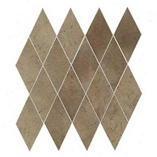 American Olean Costa Rei Harlequin Terra Marrone Tile & Gem