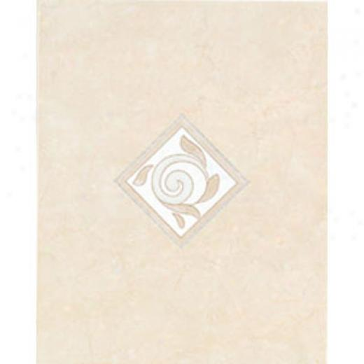American Olean Courtland Decorative Wall Tiles Light Rose Cu04810decoa1p