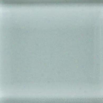 American Olean Legacy Glass Mosaic 1 X 1 Solid Moonlight Tile & Stone