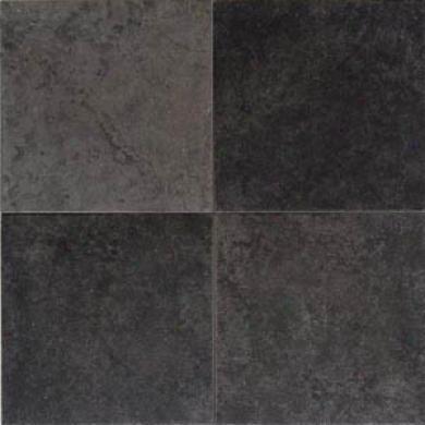 American Olean Monteleone 18 X 18 Carbon Tile & Stone