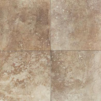 American Olean Pietre Di Serre Inlaid Crema Tile & Stone