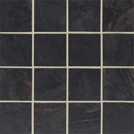 American Olean Siena Springs Brick Mosaic Cascade Tile & Stone