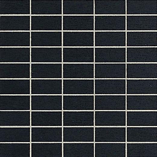 American Olean St Germain Mosaic Noir Tile & Stone