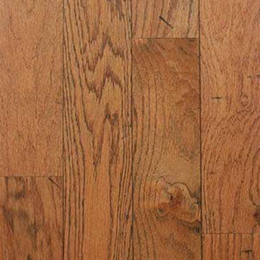 Anderson Mountain Oak Rustic Golden Hardwood Flooring
