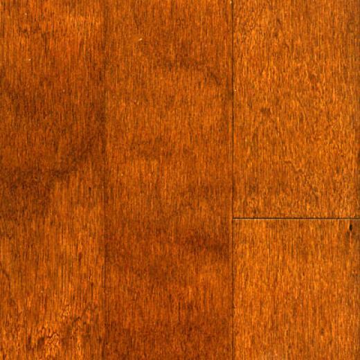 Anderson Patagonian Pecan Plank Auburn Pecan Hardwood Flooring