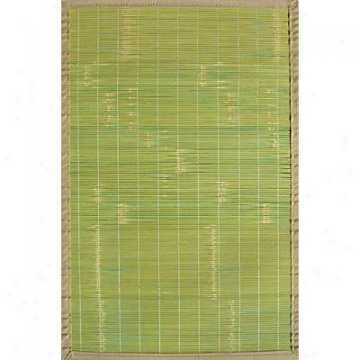 Anji Mount Bamboo Rug, Co Key West 5 X 8 Key West Area Rugs