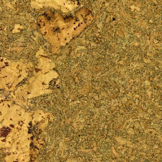 Apc Cork Colours Odysseus Olive Cork Flooring