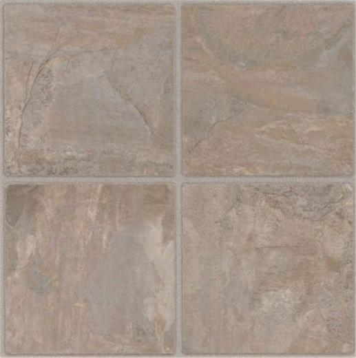 Armstrong Afton - Free from moisture Back Chiseled Stone Cliffstone Vinyl Flooring