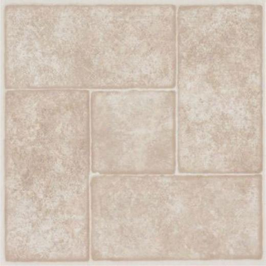 Armstrong Afton - Self-stick Walton Way Soft Beige Vinyl Flooring