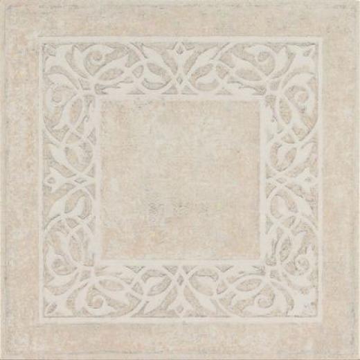 Armstrong Afton - Self-stick Villa Rosa Beige Vinyl Flooring