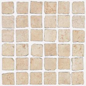 Armstrong Artifact Room Mosaic Antique White Tile & Free from ~s
