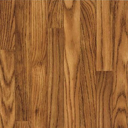 Armstrong Commission Plus Lancaster Oak Gunstock Vinyl Flooring