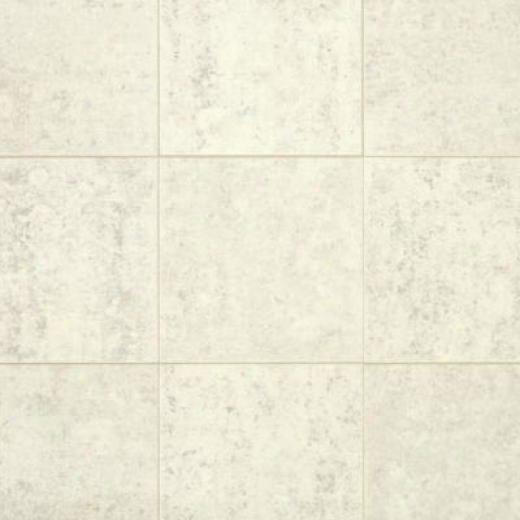 Armstrong Cushionstep Good - Kiev White Vinyl Flooring