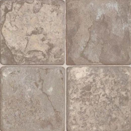 Armstrong Destinations - Rock Climb Taupe Slate Vinyl Flooring