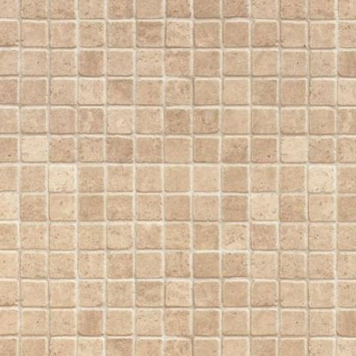 Arkstrong Destinations - Stoney Creek Peach Buff Vinyl Flooring
