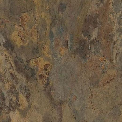 Armstrong Earthcuts 12 X 24 Haven Stone Rust Brown Vinyl Flooring