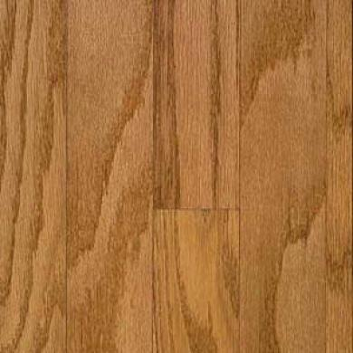 Armstrong-hartco Beaumont Plank - Low Gloss Rust Hardwood Flooring
