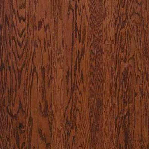 Armstrong-hartco Beckford Plank 3 Cherry Spice Hardwood Flooring