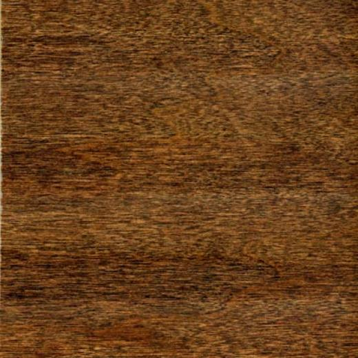 Armstrong-hartco Century Farm Hand-sculpted 5 Black Coffee Hardwood Flooring