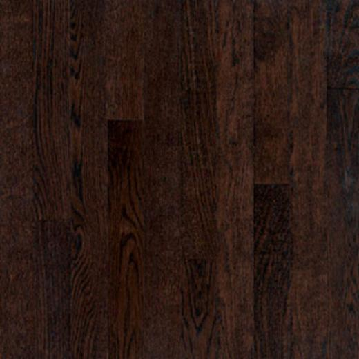 Armstrong-hartco Kingsford Solid Strip Benedictine Hardwood Flooring