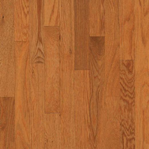 Armstrong-hartco Kingsford Solid Strip Canyon Hardwood Flooring