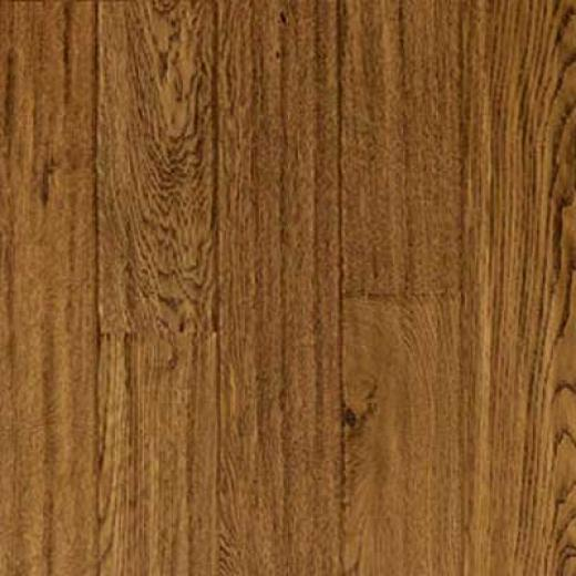 Armstrong-hartco Locking Hardwood Hand-sculpted Antique Gold Hardwood Flooring