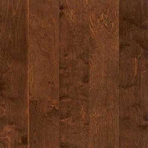 Armstrong-hartco Locking Hardwood 9-ply Clove Hardwood Flooring