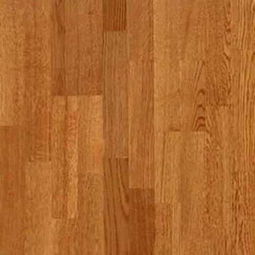 Armstrong-hartco Locking Hardwood V-groove Canyon Hardwood Flooring