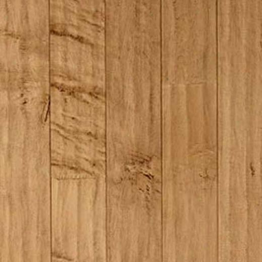 Armstrong-hartco Locking Hardwood Hand-sculpted Sunset Sand Hardwood Flooring