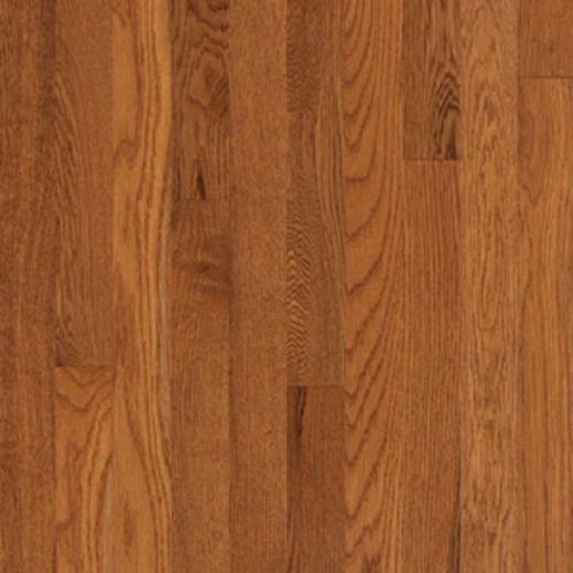 Armstrong-hratco Oneida Oak Strip 2 1/4 Copper Hardwood F1ooring