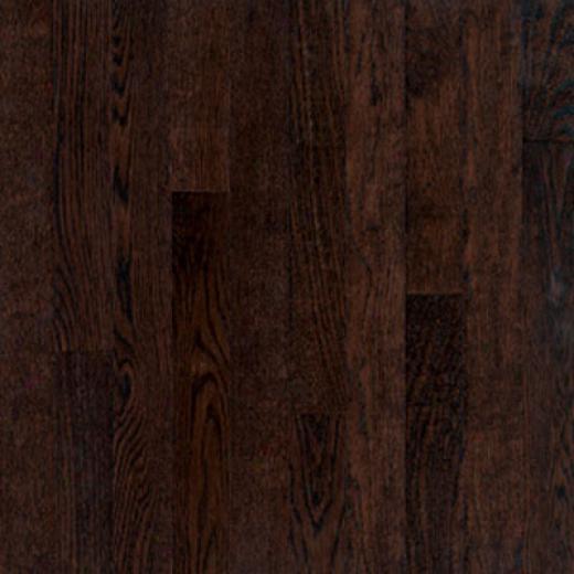 Armstrong-hartco Oneida Plank 3 1/4 Kona Hardwood Flooring