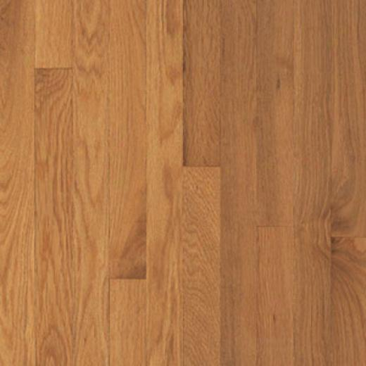 Armwtrong-harrtco Somerset Solid Plank - Low Gloss (lg) Maize Hardwood Flooring