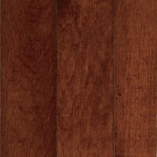 Armstrong-hartco Sugar Creek Solid Maple Plank Cherry Hardwood Flooring
