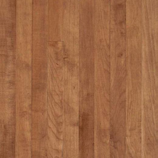 Armstrong-hartco Sugar Creek Solid Mpale Strip Toasted Almond Hardwood Flooring