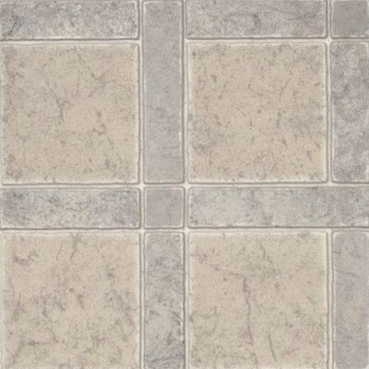 Armstrong Initiator - Templeton 6 Oyster Exfoliate Vinyl Flooring