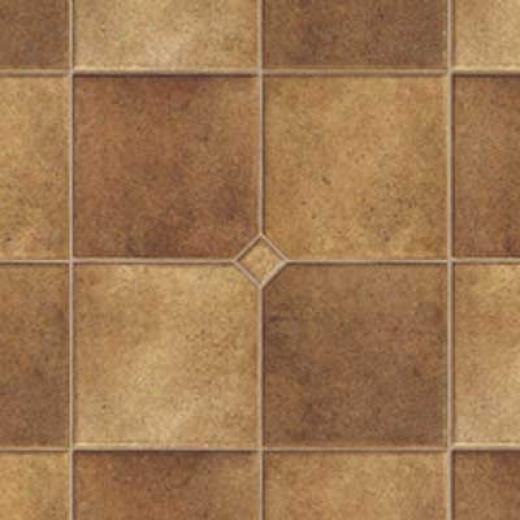 Armstrong Memories - Deerfield 6 Copper Brown Vinyl Flooring