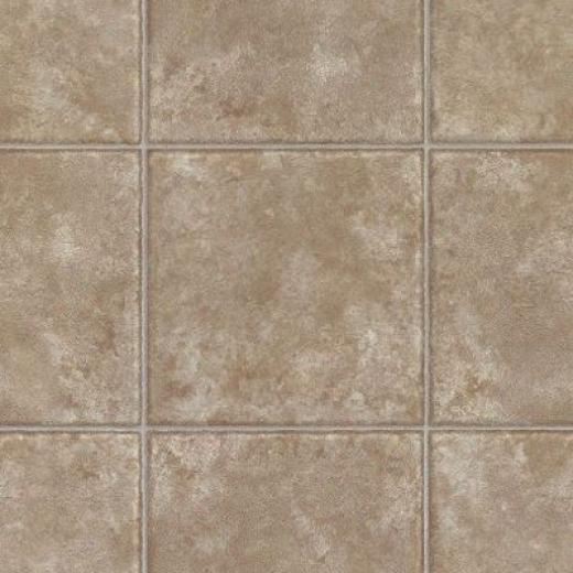 Armstrong Memories - Limestone 6 Cappucino Vinyl Flooring