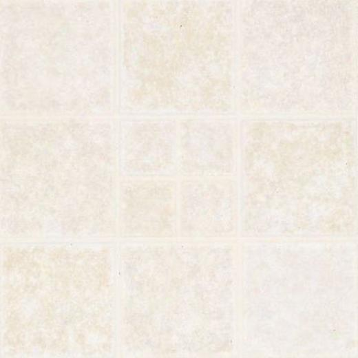 Armstrong Memories - Stoney Point 12 Chalk White Vinyl Flooring