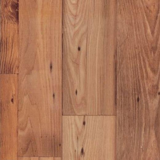Armstrong Rhythms - Woodcrest 12 Nutmeg Vinyl Flooring