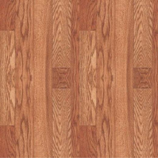 Armstrong Starstep - Old Country 6 Caramel Vinyl Flooring