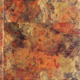 Armstrong Stone Rectangle 12 X 24 Arabico Terra Cotta Vinyl Flooring