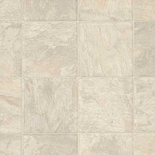 Armstrong Stratamax - Ancient Slate 6 White Vinyl Flooring